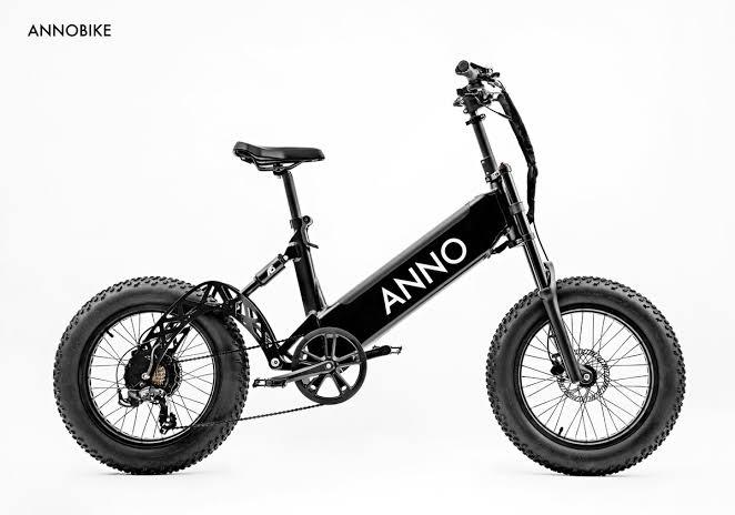 Anno markalı bisiklet görseli